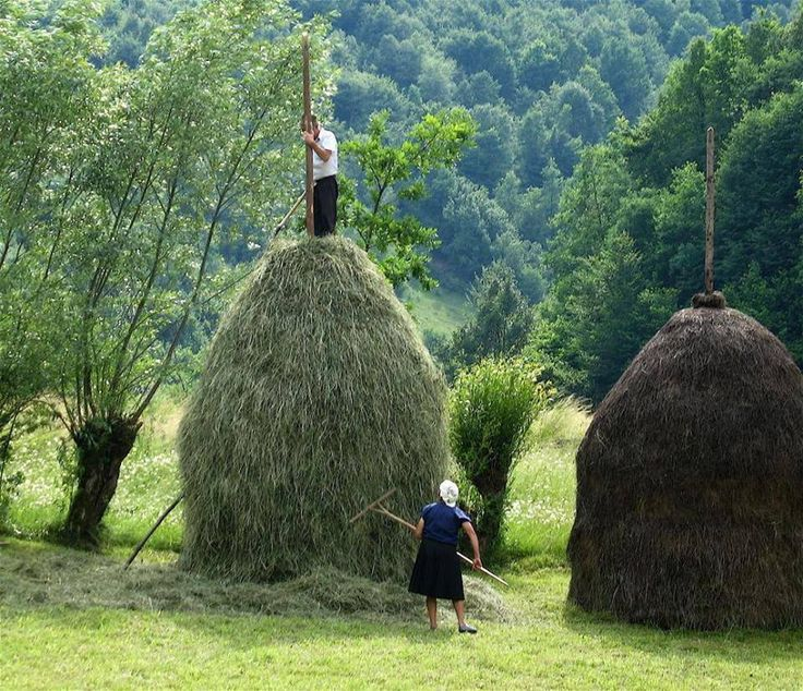 Botiza - Maramures County - Romania