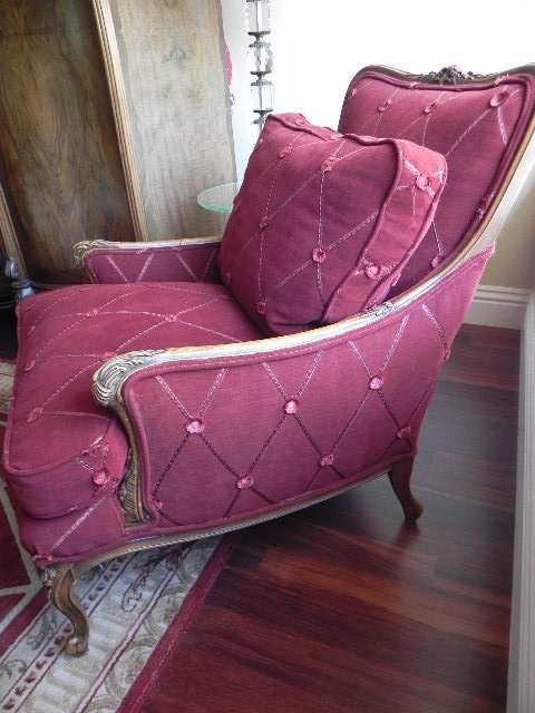 73 Best French Bergere Images On Pinterest Armchairs