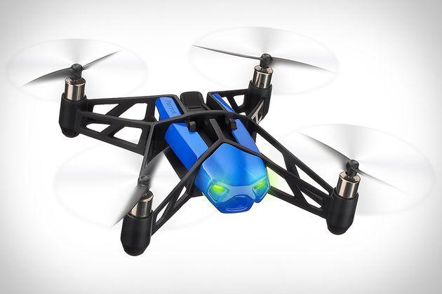 Uncrate Parrot Quadcopter
