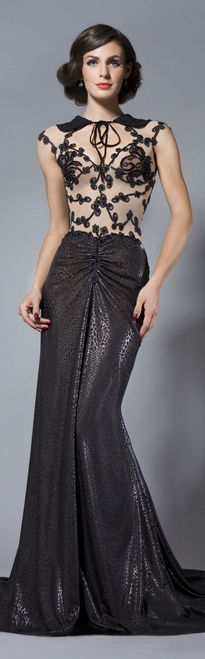 Rochii de Seara - Colectia Velvet AngelsFashion Couture, Fashion Clothes, Fashion Chic, Velvet Angels, Colectia Velvet, De Seara, Angels 2013, Dresses, Lace Dresses