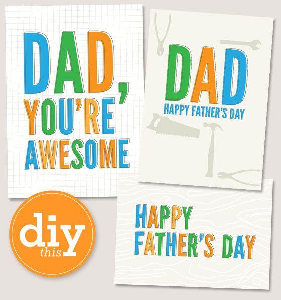 free fathers day card diy @ http://sarahhearts.com/2011-06-14/freecardsfordad/