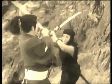 The Samurai Shintaro FATE OF A NINJA  隠密剣士 カラオケ