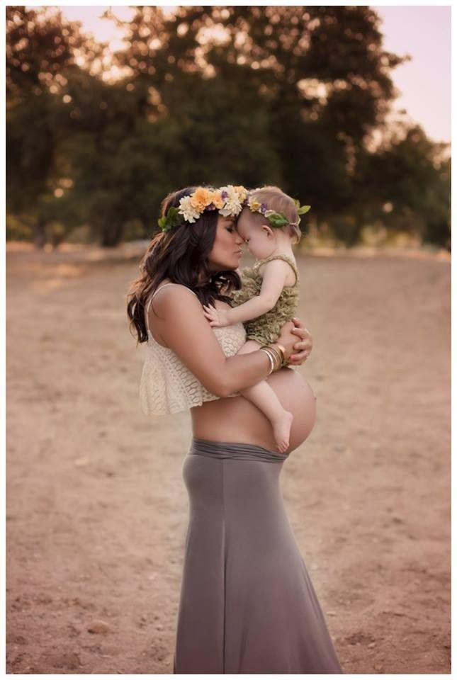 So sweet. Boho Baby!! I love love love this - I'm normally not a fan of bare belly but this is gorgeous!