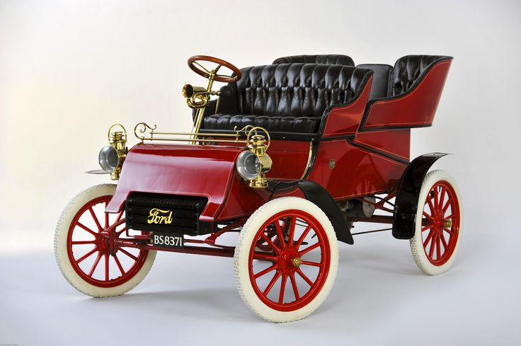 1903 Ford Model A.