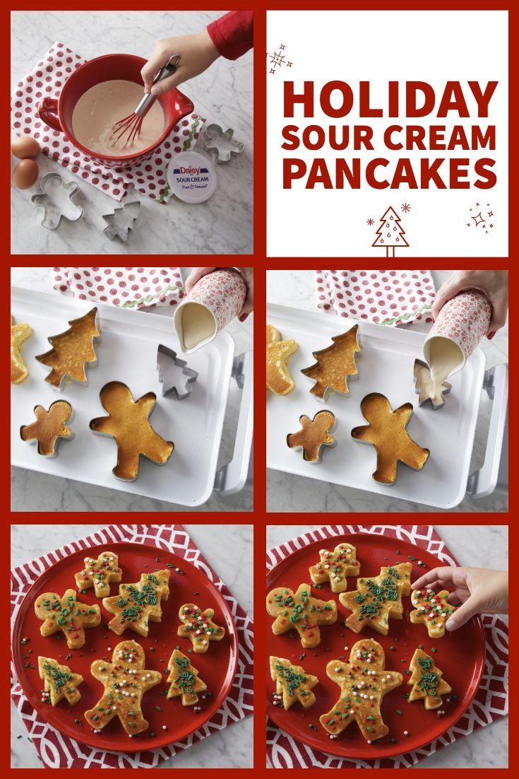 Daisy Sour Cream Pancakes Daisy Brand Sour Cream Cottage Cheese Recipe Sour Cream Pancakes Daisy Sour Cream Christmas Cupcakes Decoration