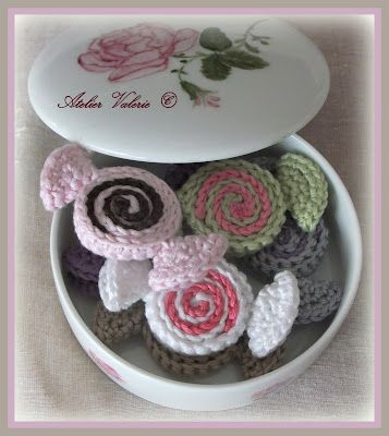Atelier Valerie ♥: Zoete snoepjes