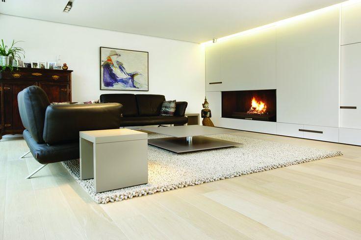 25 beste idee n over rustieke houten vloeren op pinterest rustieke hardhouten vloeren - Hardhouten vloeren vloerverwarming ...