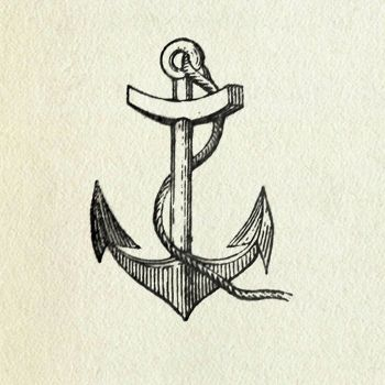 My next tattoo...on the ankle...may put RARA at the end of the rope.....Good idea....All sizes | Anchor | Flickr - Photo Sharing!