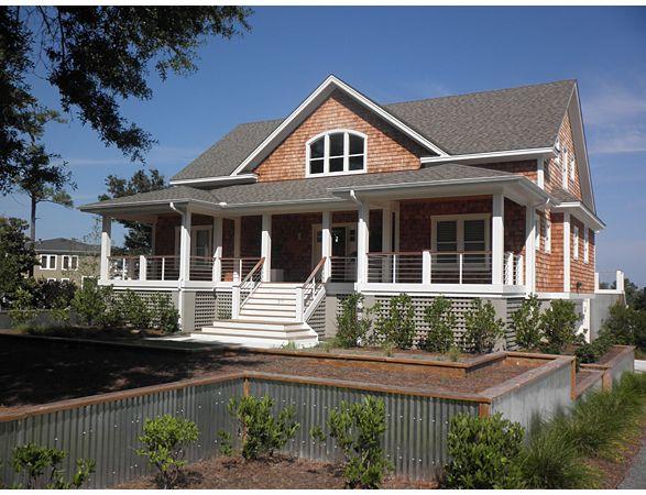 Coastal Home Plans Rockport Harbor Houses
