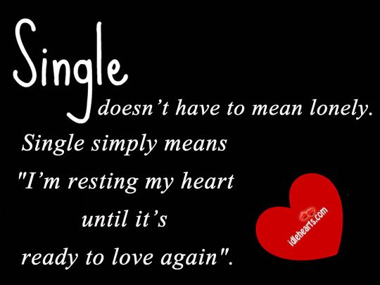 Single to mingle meaning