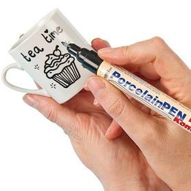 fine line porcelain pen
