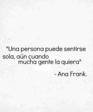Ana Frank #frase #espanol