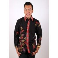 Kemeja Batik Trusmi Pria Hitam Manis Bambu Merah Ungu Dasar Hitam  Jenis bahan : Katun Halus Harga: Rp. 235.000 Size: M,L,XL ----------------------------------------------------------------------------- Info Order, hubungi Team Marketing Online kami [Open Reseller & Dropship] --> Phone/SMS/Whatsapp/Line : Dian : 081564690003 | PIN BB: 57FA23DC Linda: 085864040786 | PIN BB: 57E93563 Kiki : 089665271943 | PIN BB: 79FCA1A9 Viny : 085724290097 | PIN BB: 56F40C1A ebatiktrusmi.com