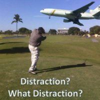 What Distraction ?