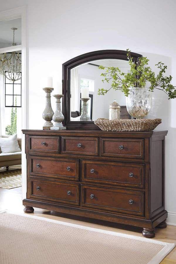 Awesome Porter Dresser In 2019 Master Bedroom Mirrored Bedroom Interior Design Ideas Tzicisoteloinfo