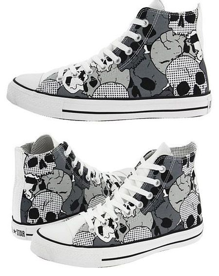 12 Coolest Converse Shoes (cool converse) - ODDEE