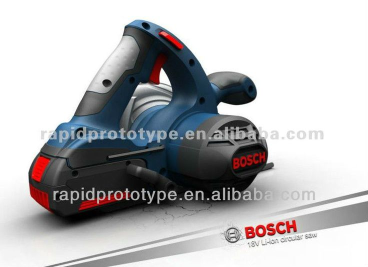 BOSCH precision electric power tools Prototypes for industrial design $200~$500