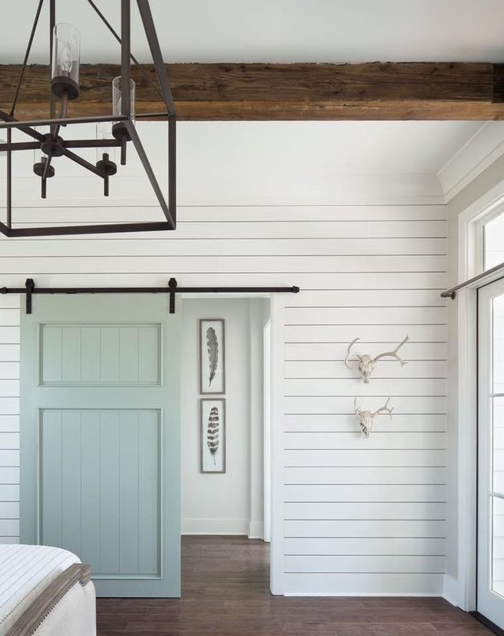 Five Spots To Add A Touch Of Shiplap To Your Home