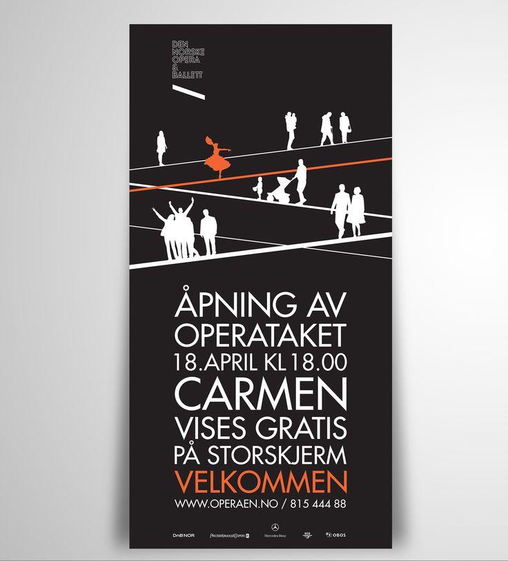 Den Norske Opera & Ballett / poster / Ina Bråthen