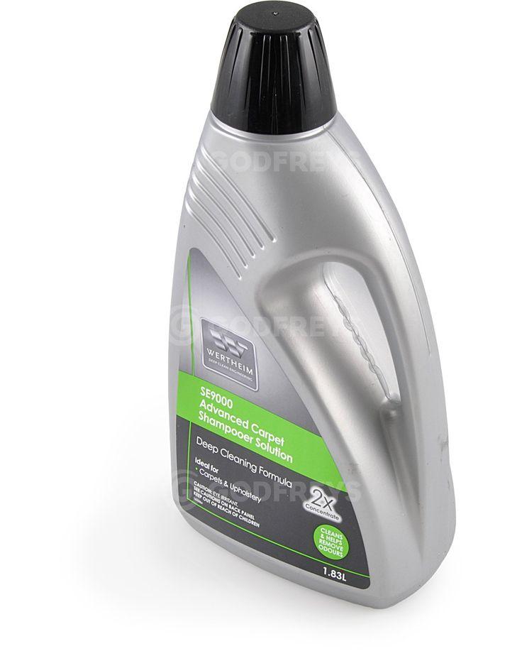Wertheim SE9000 Carpet Shampoo Solution