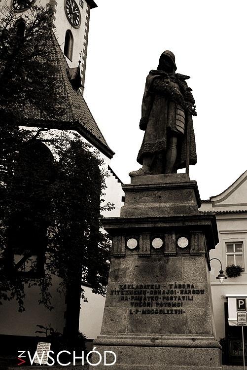 Pomnik Jana Żiżki - Tabor