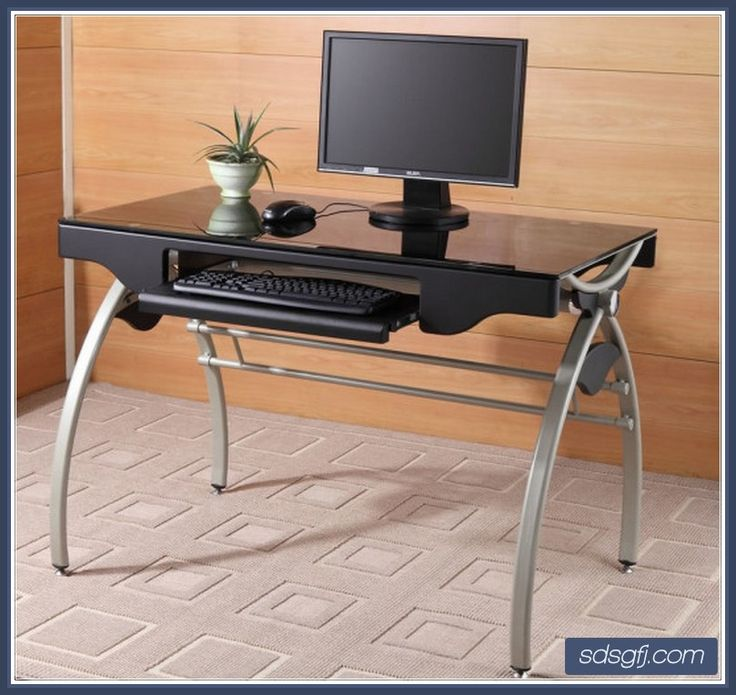 Modern Multifunctional Computer Desk Small Furniture With Storage