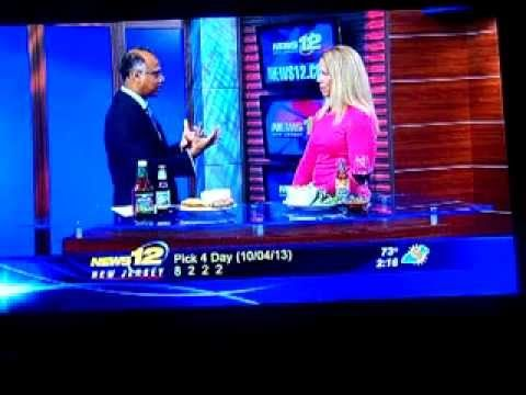 Interview News 12 to your Health - YouTube