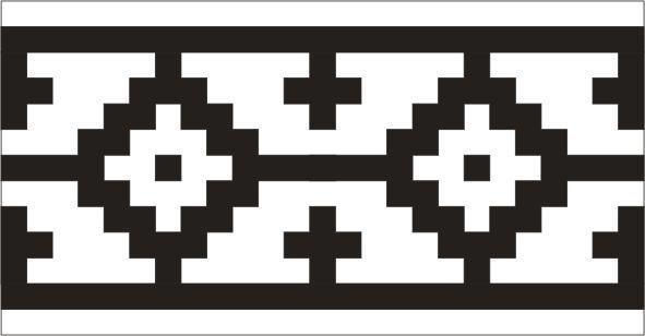 """Guardas aborígenes - """"Guarda pampa"""", aborigen argentina Porton Artesano"""