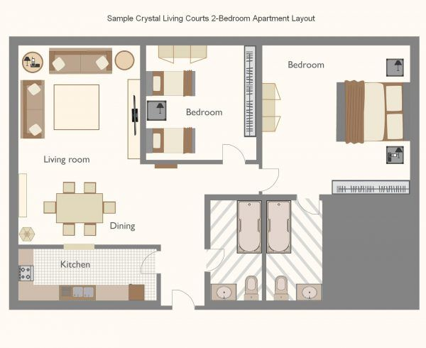 43 Top Ideas Flat Layout Home Decor And Garden Ideas Bedroom Layouts Bedroom Furniture Layout Apartment Layout