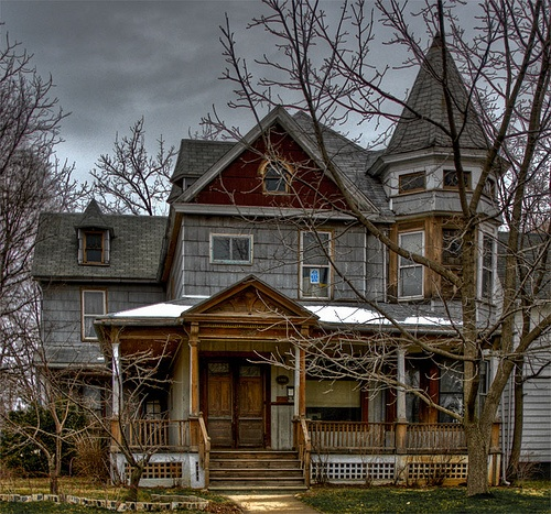 Scariest Haunted Houses Pittsburgh Pa: 84 Best Abandoned Victorian Houses 6 Images On Pinterest