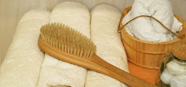 A Step-By-Step Guide To Dry Skin Brushing - mindbodygreen.com