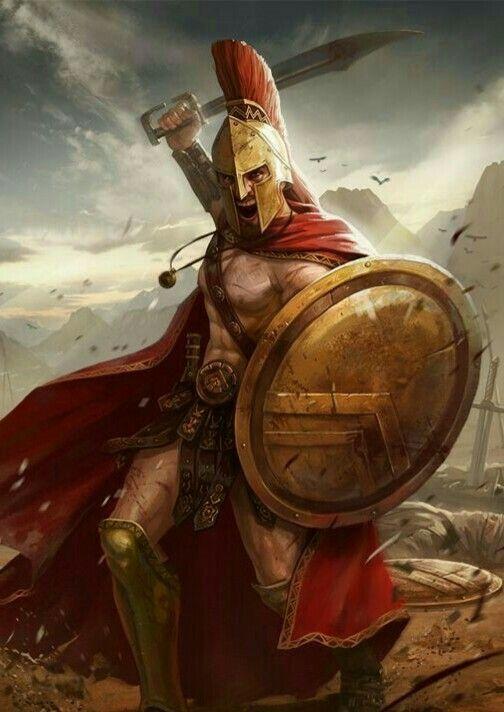 Resultado de imagen de espartanos
