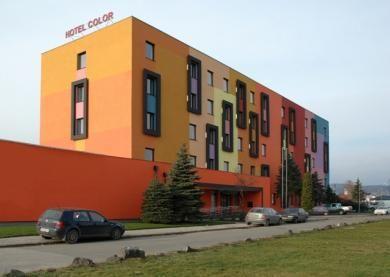 Color Hotel Bratislava - Bratislava