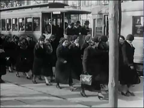 Przedwojenna #Warszawa - Julien Bryan #1936 / #Warsaw, http://youtu.be/SSoy-3Klx9s