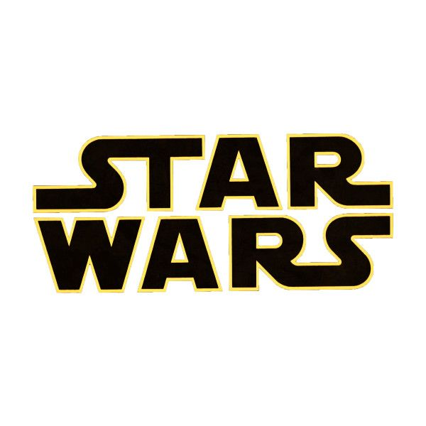 Star Wars Logo PNG #04670 ❤ liked on Polyvore featuring star wars
