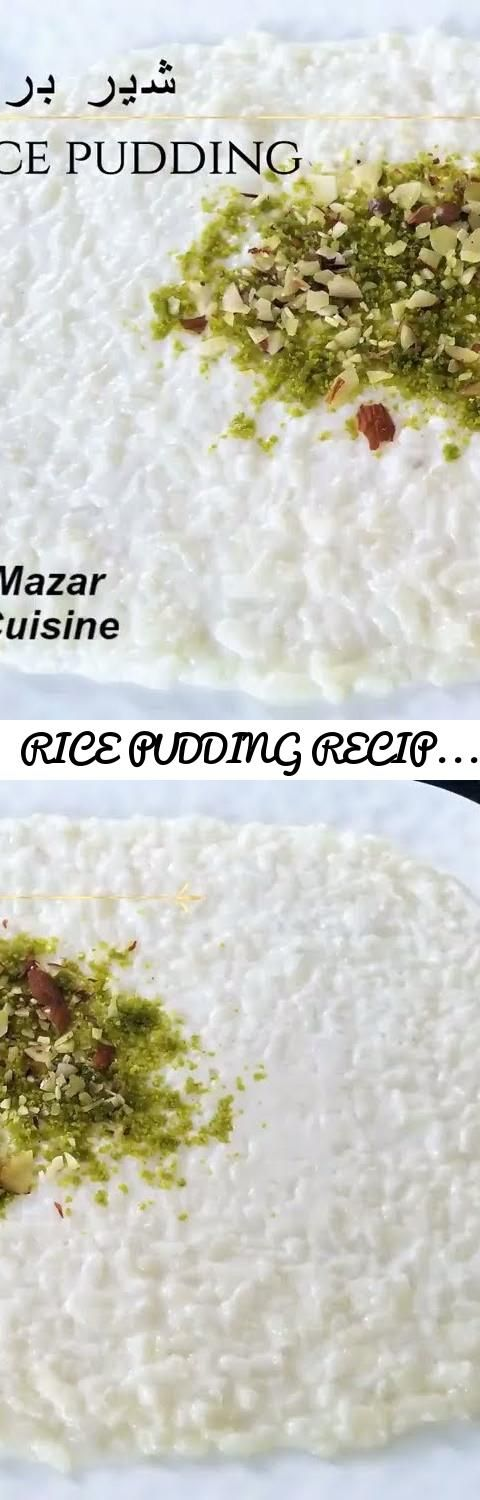 RICE PUDDING RECIPE, SHIR BERENJ AFGHANI , AFGHANI CUISINE RICE PUDDING KHEER RECIPE  شیربرنج افغانی... Tags: RICE PUDDING RECIPE AFGHANI SHIIR BERENJ RECIPE KHEER RECIPE شیریرنج افغانی, afghani sheer berenj, afghan rice pudding, شیر برنج افغانی, shir berenj recipe afghan, shie berenj afghani, berenj, shir berenj recipe, shir berenj, afghan food recipes, اشپزي افغاني, ramadan sweet recipes, mazar cuisine, kheer recipe, afghan, rice pudding, afghan food, recipe, afghan recipes, iftar recipes…
