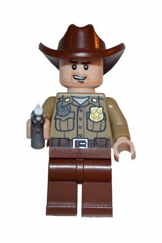 Lego Rick Grimes Figure (Custom)- The Walking Dead LEGO http://www.amazon.com/dp/B00B0K0EKU/ref=cm_sw_r_pi_dp_yVzJvb1G4J8AQ