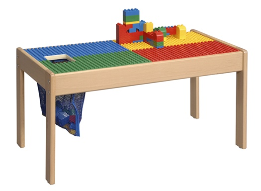 Lego table could diy out of ikea latt table when liam for Table lego ikea