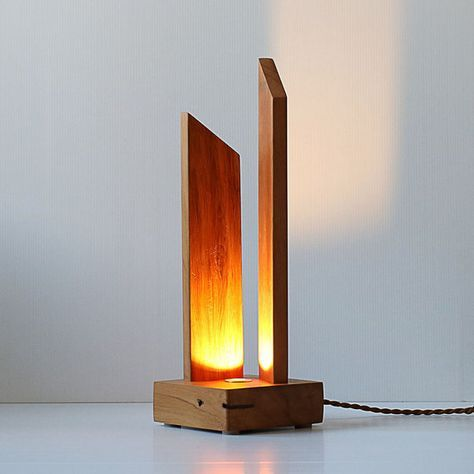 Aoraki LED Table Lamp - Modern Table Lamp - Wooden Lamp - Contemporary Lamp - 12volt - Made from Reclaimed Timber - Made in New Zealand All of our pieces are sustainably made from Reclaimed or Rescued timber. Our Reclaimed timbers are salvaged from buildings built in the late 1800s to mid-1900s. The timbers used for construction in those times were milled from beautiful New Zealand native trees aging anywhere from 100-1000 years old. It is now illegal to fell these trees. We also salvage…