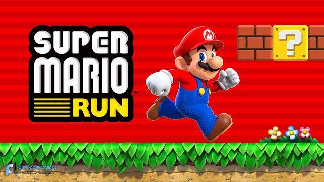 Super Mario Run Mod Apk V3 0 2 Full Version All Unlocked Terbaru Super Mario Mario Nintendo