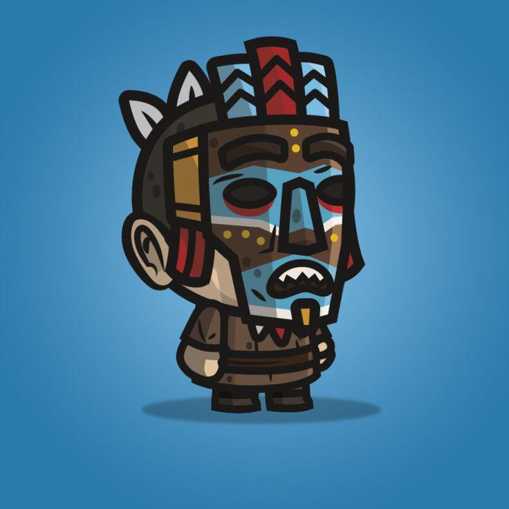 Medieval Masked Guy
