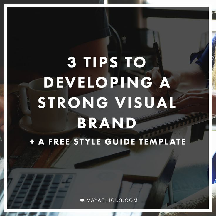 15 best elements of design images on pinterest graphics for Visual style guide template