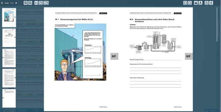 Unsere neue Dokumentenansicht ist fertig!  Ab sofort könnt ihr euch Unterrichtsmaterialien auf ganzer Bildschirmbreite oder in einer doppelseitigen Darstellung ansehen. Probiert es jetzt aus!