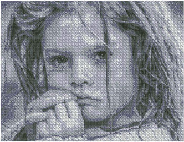 Sad Girl (700x542, 106KB)