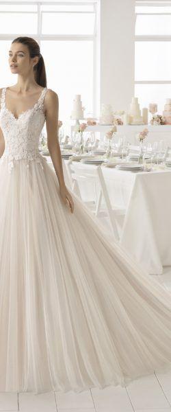 Best 41 Aire Barcelona Brautkleider Hochzeitskleider images on ...
