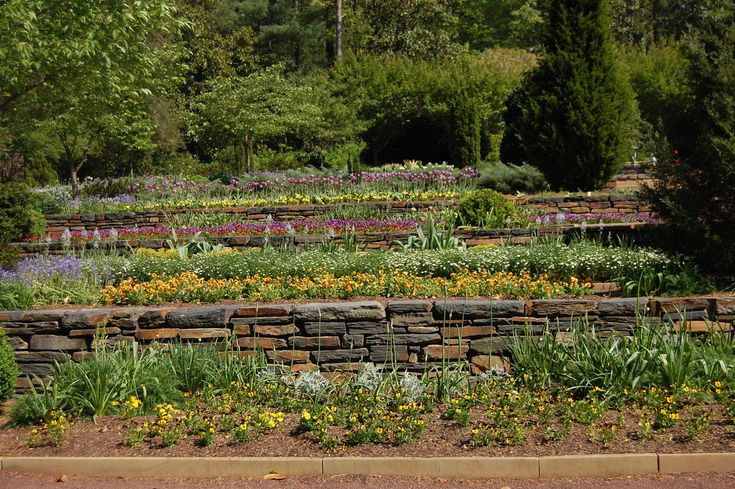 Hillside Terrace Gardens – How To Build A Terrace Garden In Your Yard
