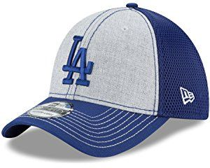 MLB Dodgers de Los Angeles Heathered NEO 39Thirty gorra elástica