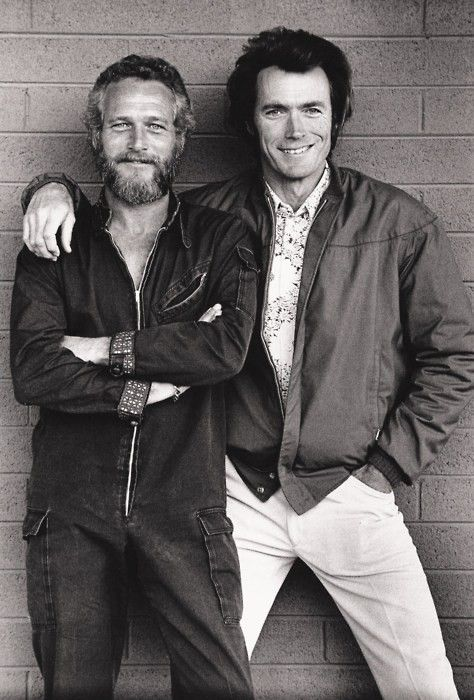 NEWMAN & EASTWOOD: Cinematic heroes of the 1970s