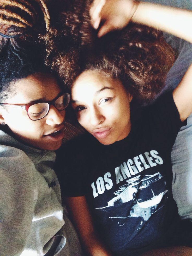 Black gay girl