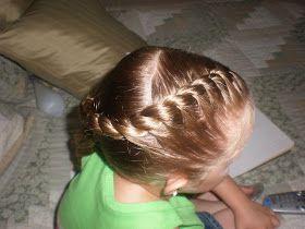 Girl Hairdos & Ideas: braided rope